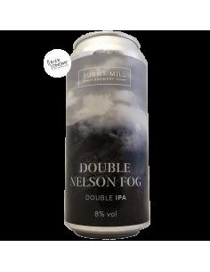 Bière Double Nelson Fog Double IPA 44 cl Brasserie Burnt Mill