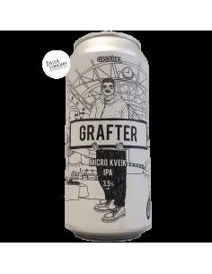 Bière Grafter Micro Kviek IPA 44 cl Brasserie Gipsy Hill