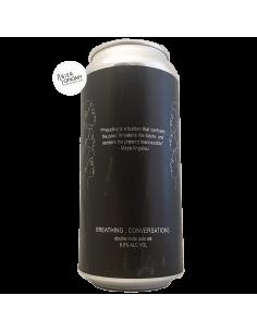 Bière Breathing Conversations DIPA 44 cl Brasserie Track Finback