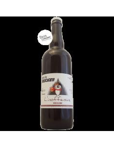 Bière L'Inoffensive Blonde 75 cl Brasserie Faucigny