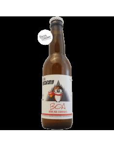 Bière Boa Bière aux 3 céréales 33 cl Brasserie Faucigny
