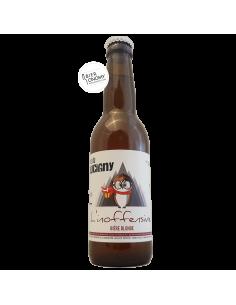 Bière L'Inoffensive Blonde 33 cl Brasserie Faucigny