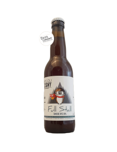 Bière Full Stall IIPA 33 cl Brasserie Faucigny