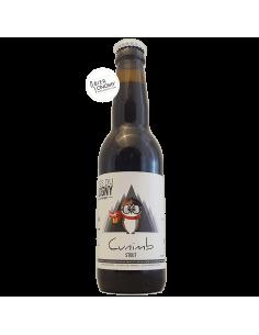 Bière Cunimb Stout 33 cl Brasserie Faucigny