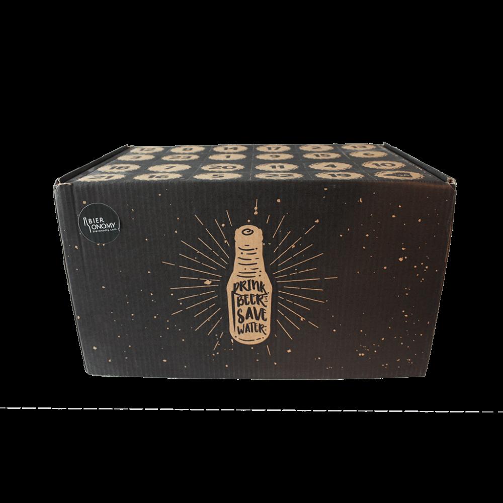 Calendrier Découverte 2020 24 bières artisanales