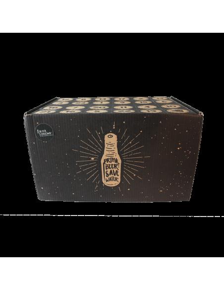 Calendrier de l'Avent Beer Lover 2020 24 bières artisanales Bieronomy