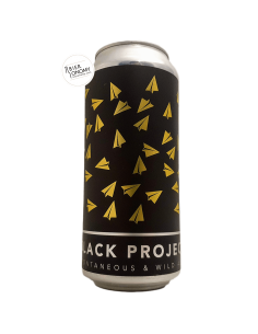 Bière ARGUS Sour Ale 47,3 cl Black Project Brewery
