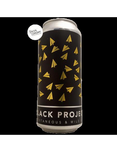 Bière ARGUS Sour Ale 47,3 cl Black Project Brewery