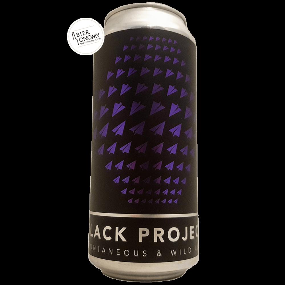 Bière GAUNTLET Sour Ale 47,3 cl Black Project Brewery