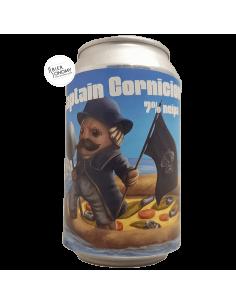 Bière Captain Cornicione NEIPA 33 cl Brasserie Lobik