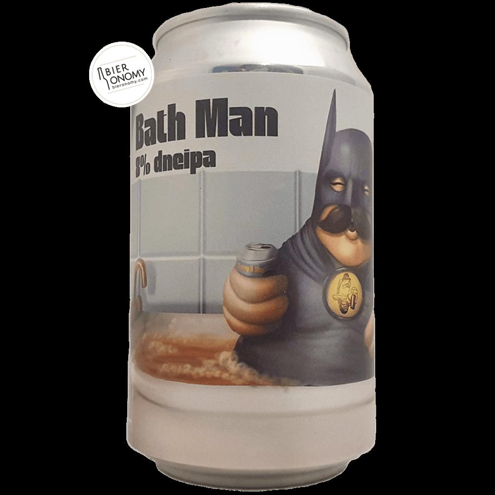 BièreBath Man Double NEIPA 33 cl Brasserie Lobik