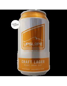 Bière Craft Lager 35,5 cl Brasserie Upslope