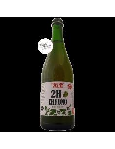 Bière 2h Chrono 75 cl Brasserie Thiriez