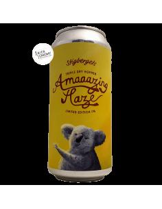 Bière Triple Dry Hopped Amaaazing Haze NEIPA 44 cl Brasserie Stigbergets