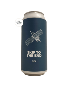 Bière Skip To the End DIPA 44 cl Brasserie Pomona Island Brewing Co