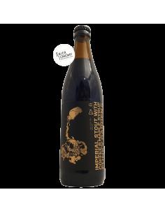 Bière Funky Garden Vol.5 Imperial Stout 50 cl Brasserie Maltgarden Funky Fluid