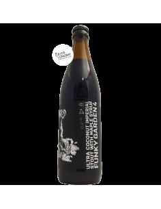 Bière Funky Garden Vol.4 Imperial Stout 50 cl Brasserie Maltgarden Funky Fluid