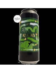 Bière NZDDHDIPA Double IPA 50 cl Brasserie Lervig