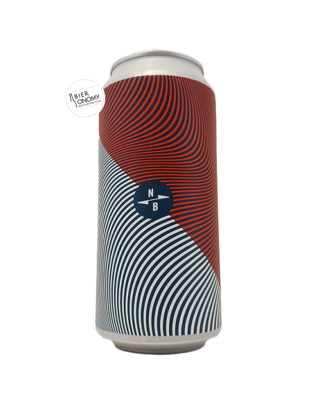 Bière Triple Fruited Gose Raspberry Pear 44 cl Brasserie North Brewing