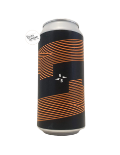 Bière Lines of Symmetry DIPA 44 cl Brasserie North Brewing
