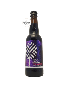 Bière Stygian Abyss Imperial Stout Cognac BA 33 cl Brasserie Vibrant Forest Brewery