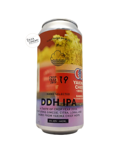 Bière Cómo Podemos Agradecer Lo Suficiente New England DDH IPA 44 cl Brasserie Cloudwater Brew Co