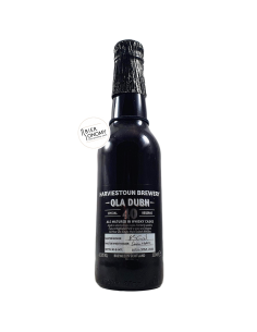 Bière Ola Dubh 40 Year Special Reserve Whisky Oak Aged Black Ale 33 cl Brasserie Harviestoun
