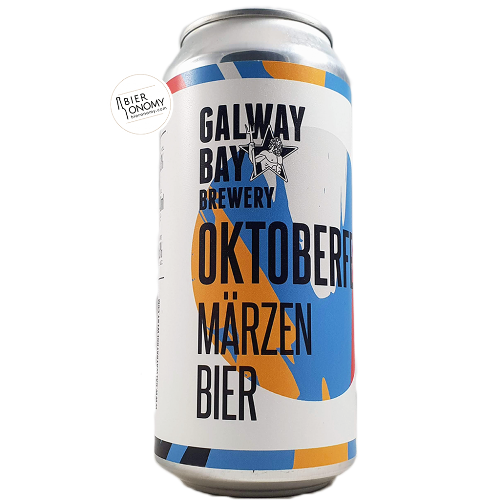 Bière Oktoberfest Märzen 44 cl Brasserie Galway Bay