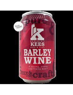 Bière Barley Wine 33 cl Brasserie Kees