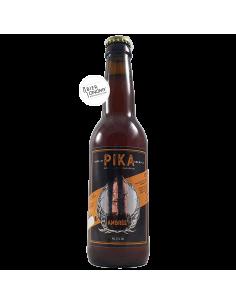 Bière Ambrée 33 cl Brasserie Pika