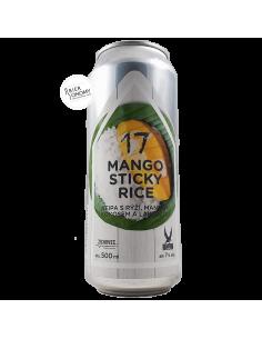 Bière Mango Sticky Rice NEIPA 50 cl Brasserie Zichovec Raven