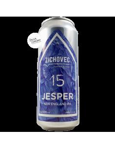 Bière Jesper 15 NEIPA 50 cl Brasserie Zichovec