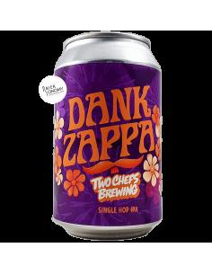 Bière Dank Zappa IPA 33 cl Brasserie Two Chefs