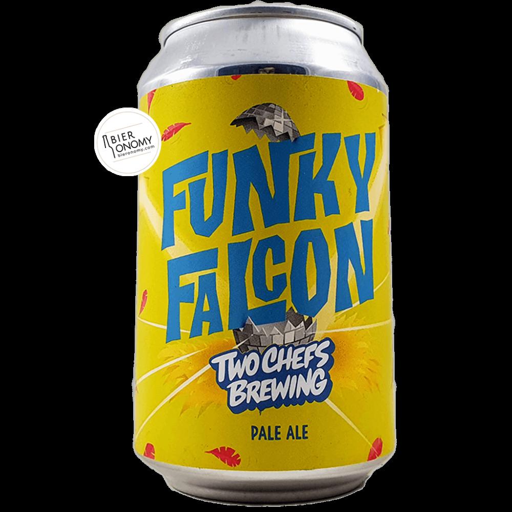 Bière Funky Falcon Pale Ale 33 cl Brasserie Two Chefs