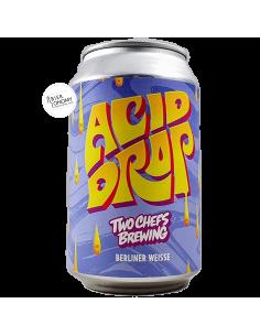Bière Acid Drop Berliner Weisse 33 cl Brasserie Two Chefs
