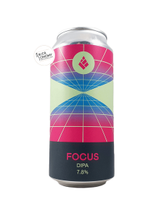 Bière Focus DIPA 44 cl Brasserie Drop Project