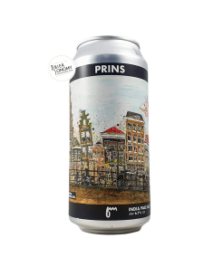 Bière PRINS New England IPA 44 cl Brasserie Floem