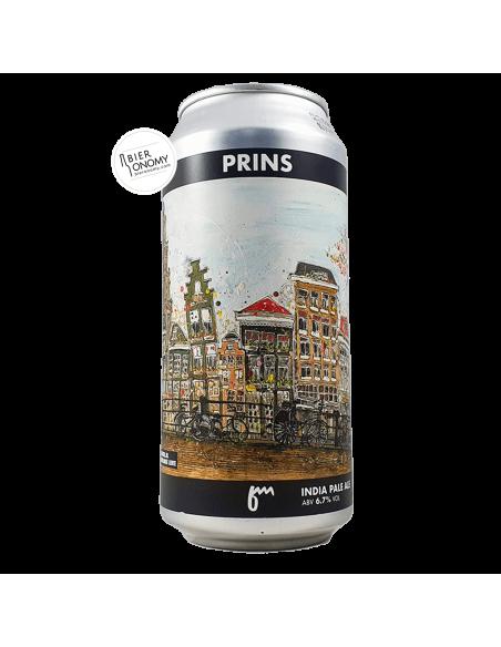 Bière PRINS New England IPA 44 cl Brasserie Floem
