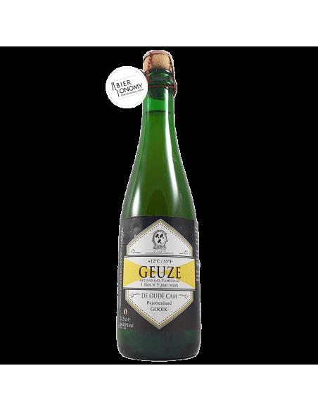 Bière Geuze (2019) Lambic 37,5 cl Brasserie De Cam