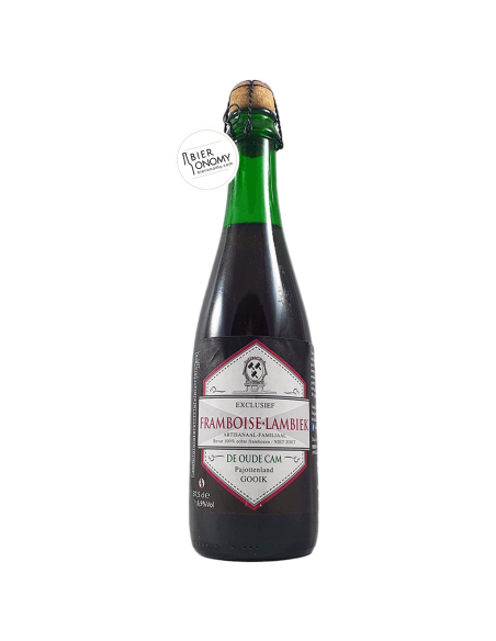 Bière Framboise Lambiek (2019) 37,5 cl Brasserie De Cam