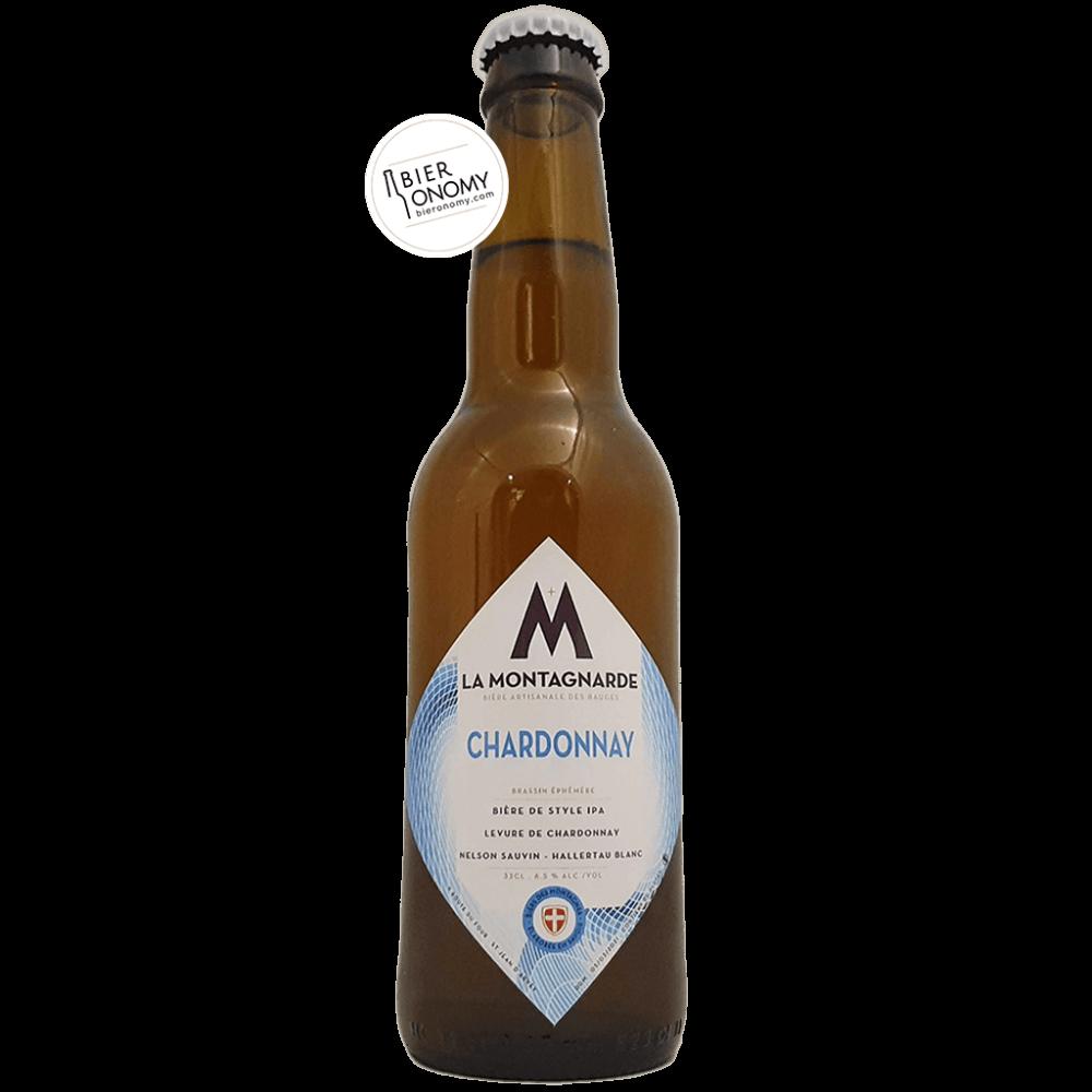 Bière Chardonnay 33 cl Brasserie La Montagnarde