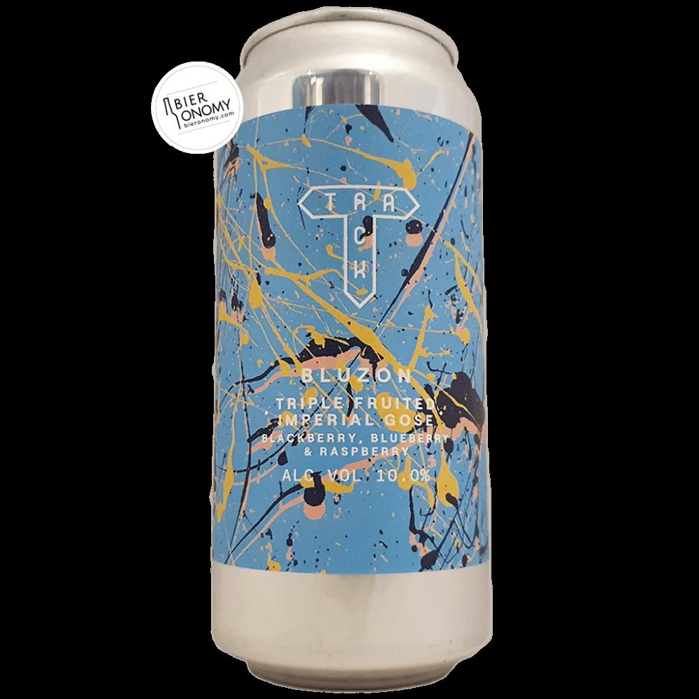 Bière Bluzon Triple Fruited Imperial Gose 44 cl Brasserie Track