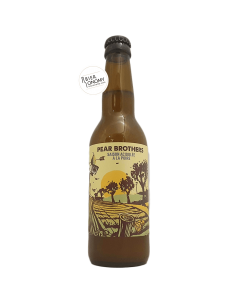 Bière Pear Brother 33 cl Brasserie Hoppy Road