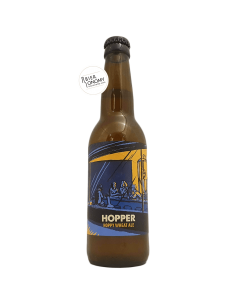 Bière Hopper 33 cl Brasserie Hoppy Road