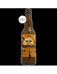 Bière Ad Lib. 33 cl Brasserie Hoppy Road