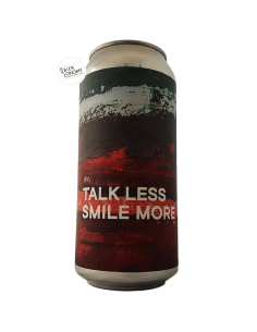 Bière Talk Less Smile More IPA 44 cl Brasserie Boundary