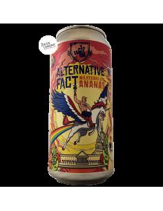 Bière Alternative Fact Milkshake IPA 44 cl Brasserie Sainte Cru