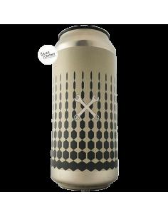 Bière Double Roast Planadas Imperial Stout 44 cl Brasserie De Moersleutel