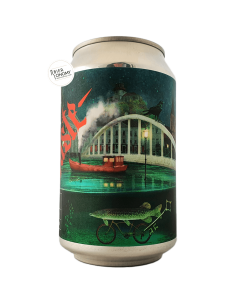 Bière Tartu Pilsner 33 cl Brasserie Pühaste