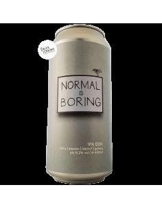 Bière NORMAL IS BORING IPA DDH 44 cl Brasserie Atelier der Braukünste
